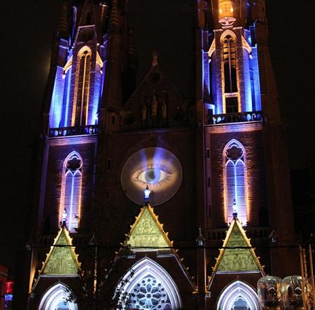The Eye of Time - Catharinakerk