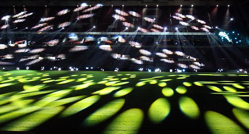 Clashlight - Philips stadion
